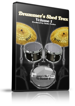 Drummer's Shed Traxx Vol. 1