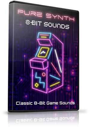 Pure Synth® 8-Bit Expansion Pack