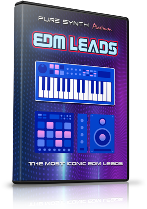 Pure Synth® EDM Leads Expansion