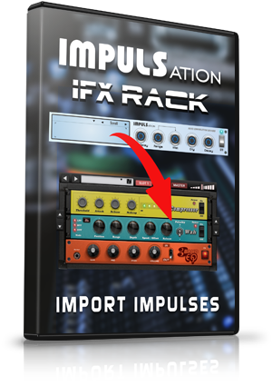 IMPULSation for iFX Rack Expansion