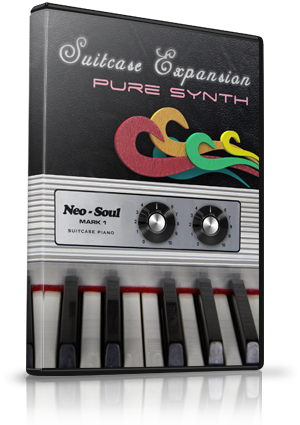 Pure Synth® Platinum Suitcase Expansion