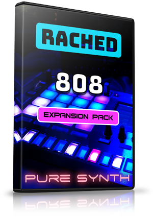 Rached 808 for Pure Synth® Platinum