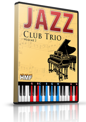 Jazz Club Trio Vol. 2 LMS for MIDIculous Software