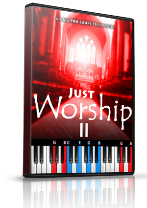 Just Worship Vol. 2 LMS for MIDIculous Software