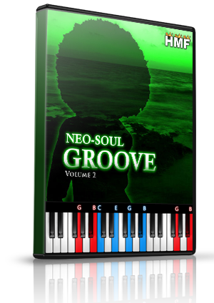 Neo-Soul Groove Vol. 2 LMS for MIDIculous Software