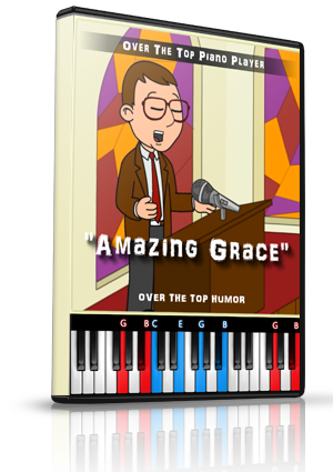 Over the Top Piano Player LMS for MIDIculous Software