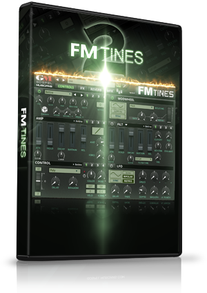 FM TiNES 2 - COMPLETE FM Electric Piano Library