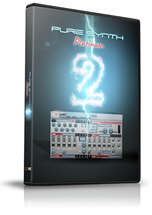 Pure Synth® Platinum and Pure Sine 2 (VST/AU/AAX)