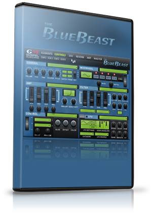 the BlueBeast® - Yamaha EX5 Virtual Sound Library for UVI