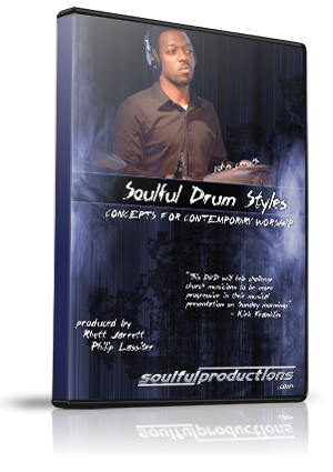 Soulful Drum Styles
