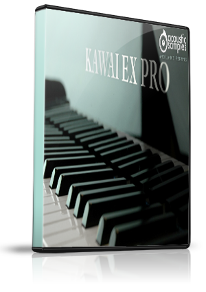 Kawai EX Pro Piano Sounds for Yamaha Motif XS/XF/MOXF/MONTAGE
