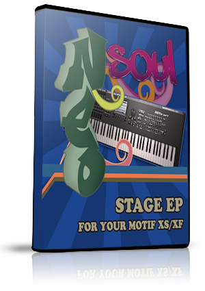 Neo-Soul Stage EP for Yamaha Motif XS/XF/MOXF/MONTAGE