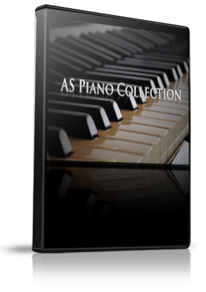 All AcousticsampleS Pianos for Yamaha Motif XS/XF/MOXF/MONTAGE
